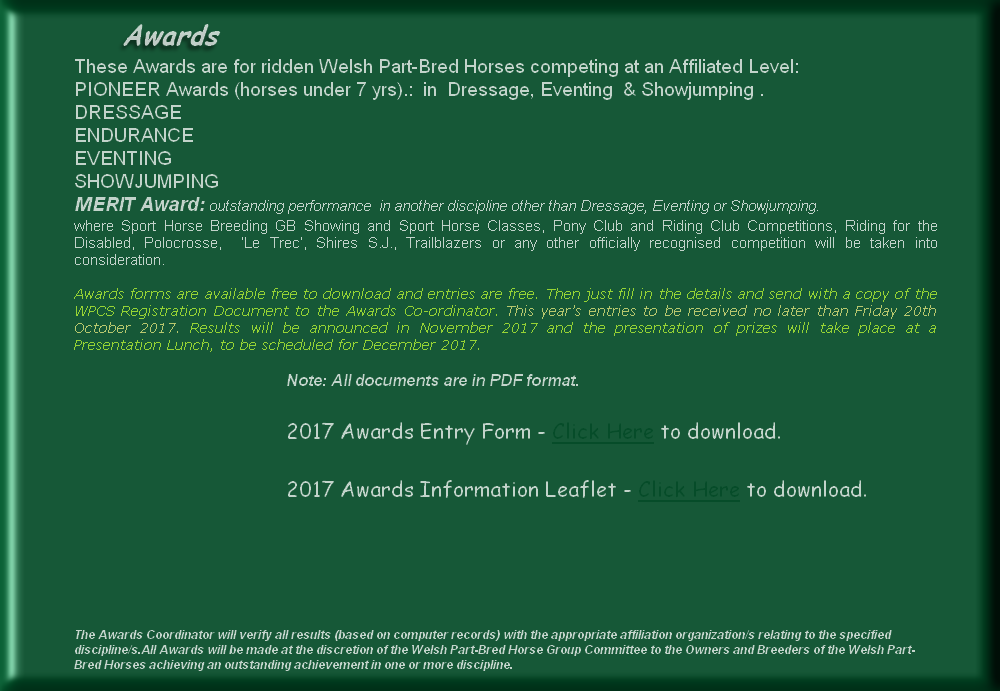 Note: All documents are in PDF format. 